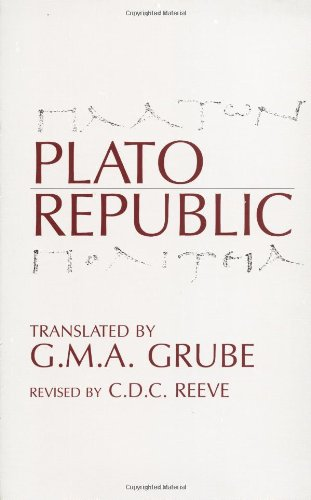 PLATO REPUBLIC BY PLATO